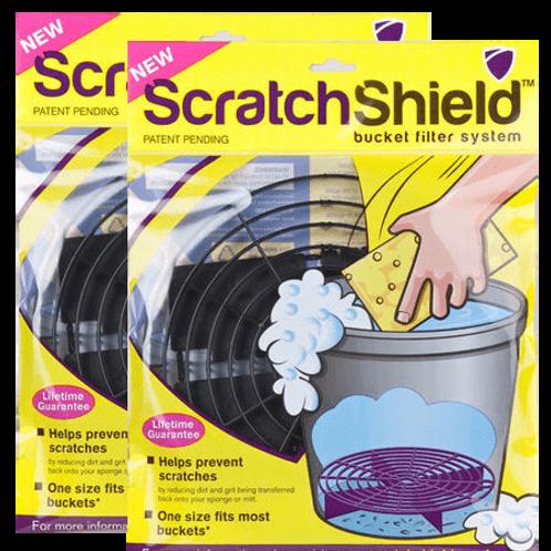 Scratch Shield Bucket Filters