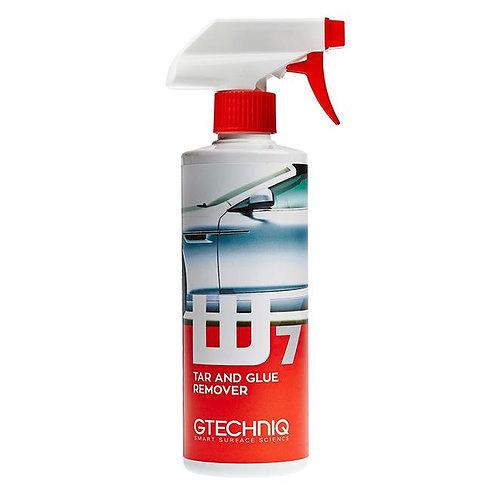 Gtechniq W7 Tar & Glue Remover 500ml