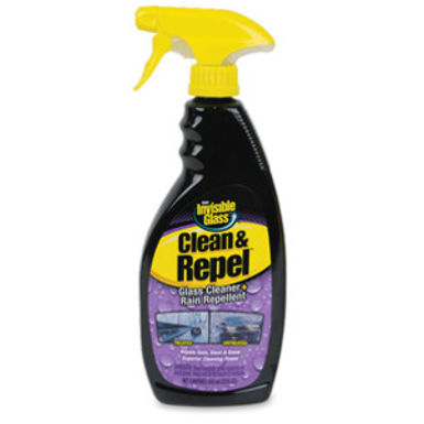 Invisible Glass Clean & Repel