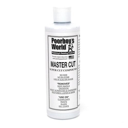 Poorboy's Master Cut Super Cut Compound