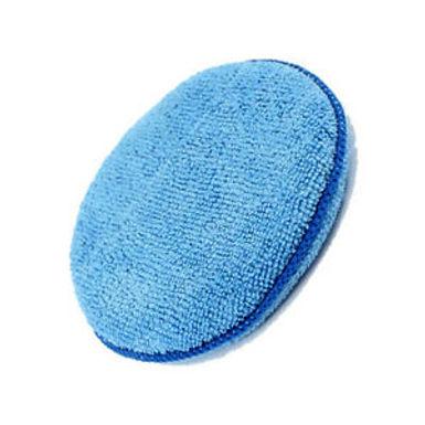 Blue Microfibre Applicator