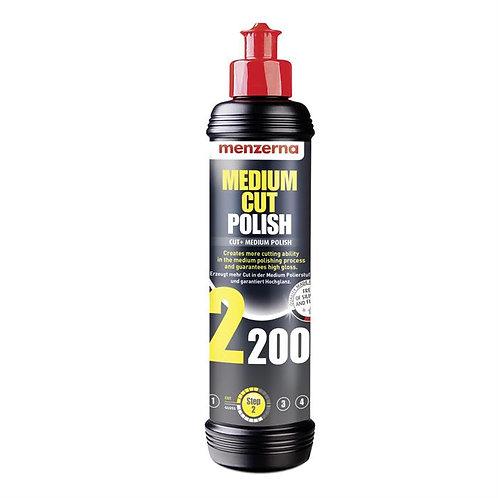 Menzerna 2200 Medium Cut + Polish 250ml