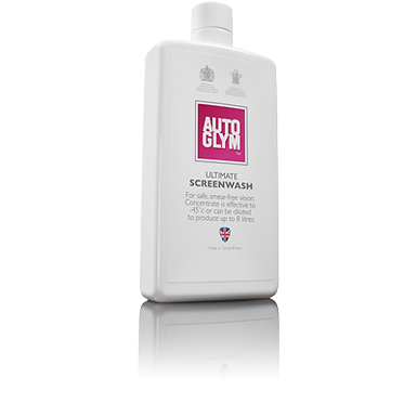 Autoglym Ultimate Screen Wash 500ml