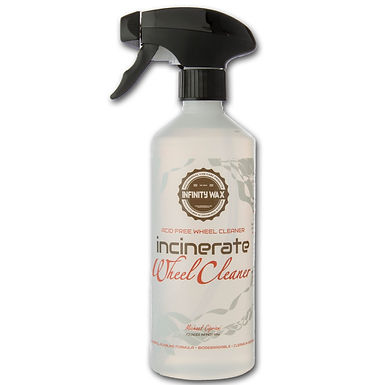 Infinity Wax Incinerate Wheel Cleaner 500ml