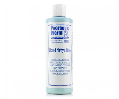 Poorboy's Liquid Natty's Blue