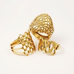 Anéis Coleção Gaudi