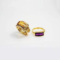 Anéis Coleção Interativo
