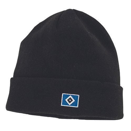 HSV Mütze schwarz