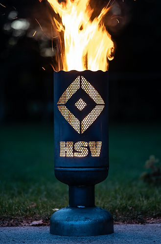 HSV Feuerkorb