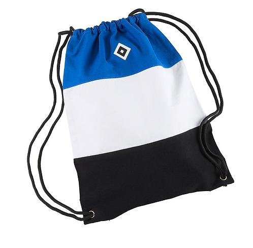 HSV Sportbüdel Blau Weiß Schwarz