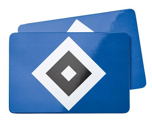 HSV Frühstücksbrettchen 2er Set