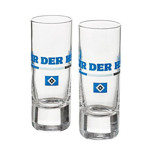HSV Schnapsgläser 2er Set