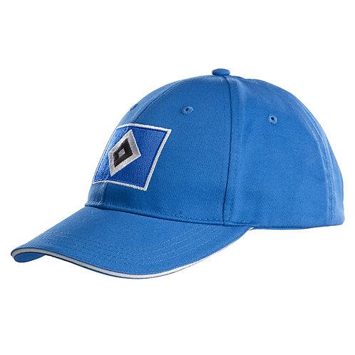 HSV Kappe blau