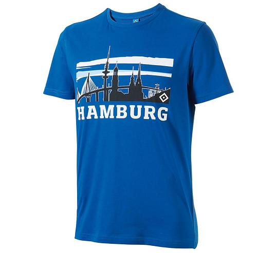 "HSV T-Shirt blau ""Paul"""