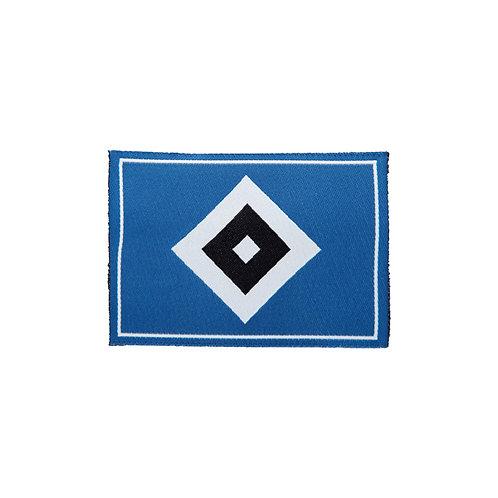 HSV Aufnäher Logo klein