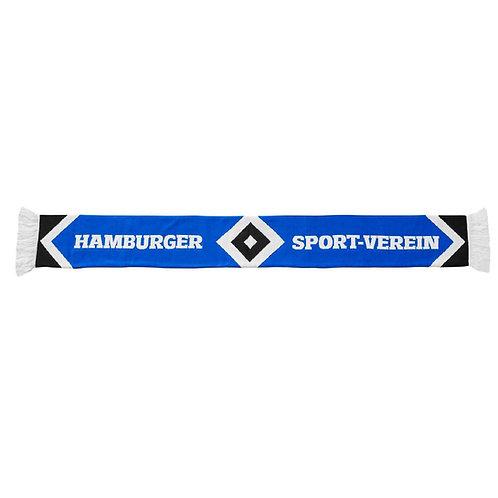 HSV Schal Raute Pur