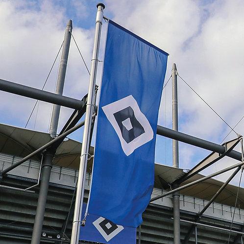 HSV Fahne Arena
