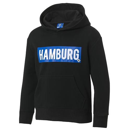HSV Kapuzenpullover Hamburg Kids