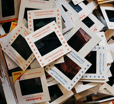 diapositivos digitalizados para digital