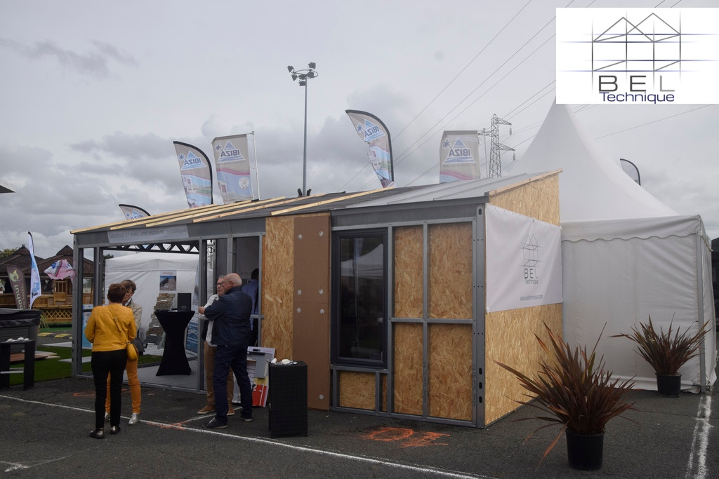 Bel technique- salon habitat Angers 2019