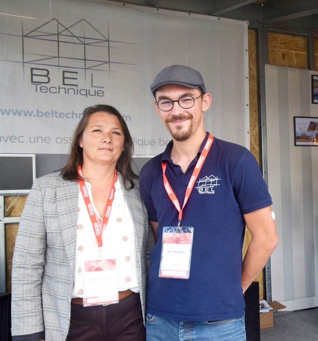 Bel technique- salon habitat Angers 2019