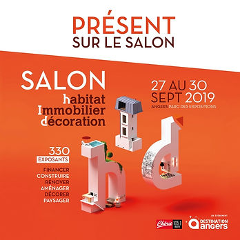 Bel technique Salon Habitat Angers 2019.