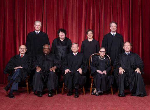 SCOTUS oral arguments make history