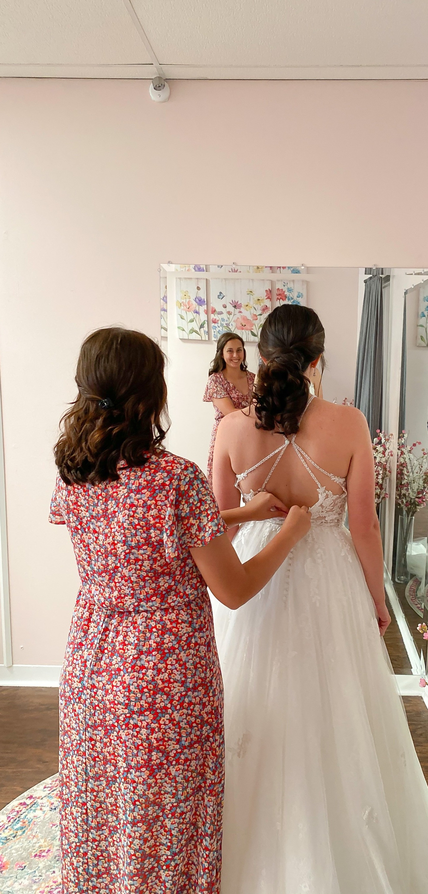 Follow-Up Bridal Appointment