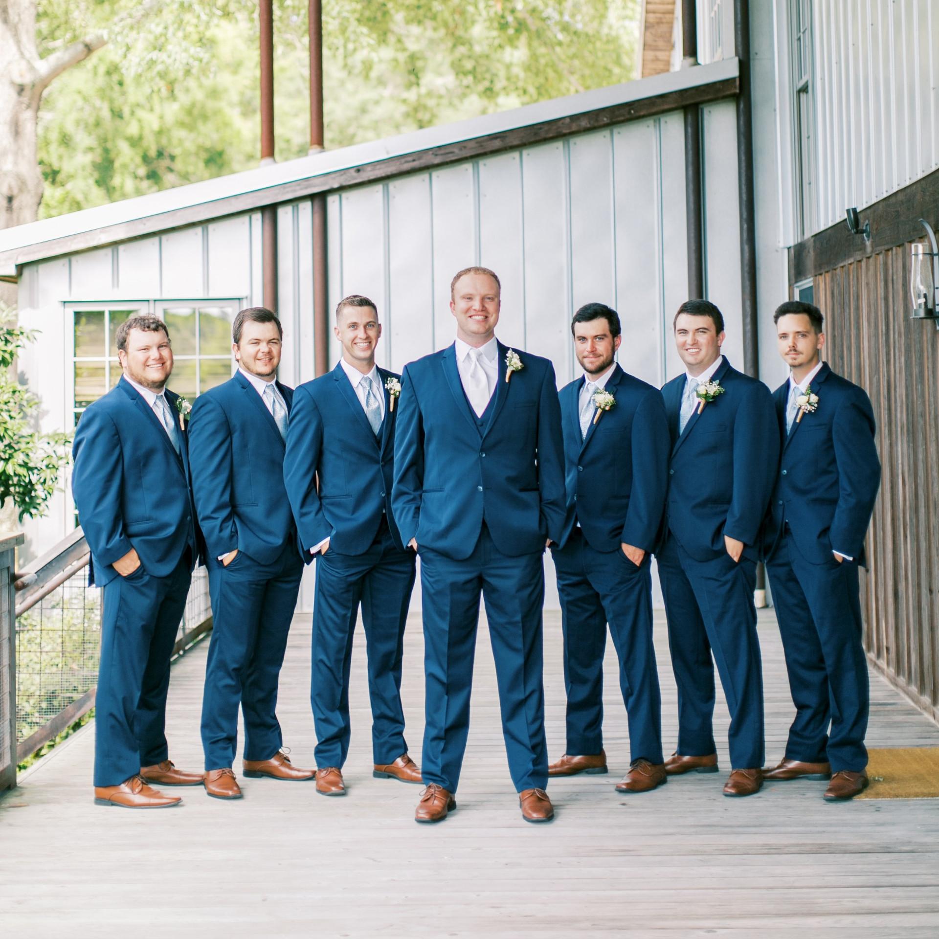 Thompkins Wedding