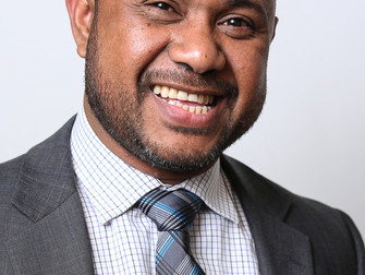 Keith Iduhu elected as PNG Law Society Counsillor