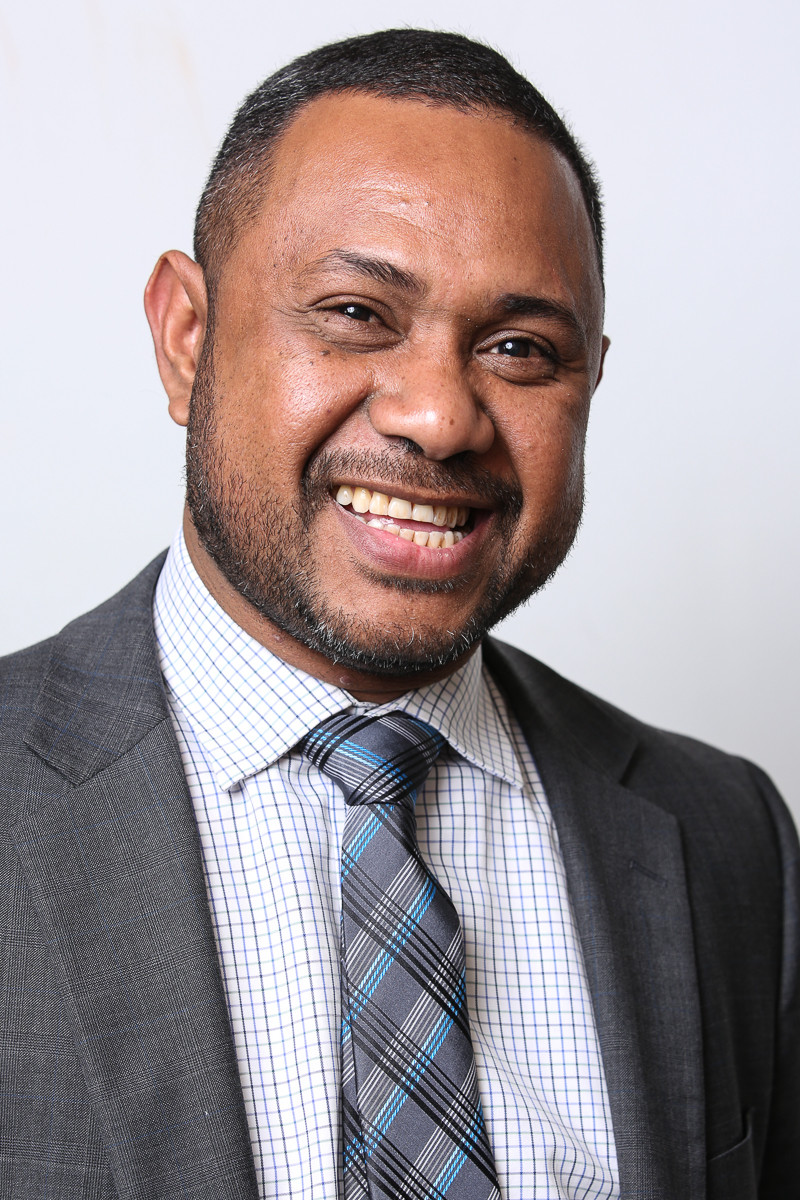 Keith Iduhu, Principal Fairfax Legal