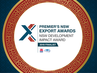 Press release: Pacific Legal Network named finalist in NSW Premiers Export Awards 2019