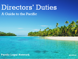 Climate Induced Natural Disasters, Pandemics and Directors' Duties… Oh My!