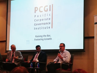 PCGI Corporate Governance Summit Wrap-Up