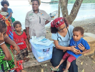 Interview: update on COVID in the remote communities of Papua New Guinea