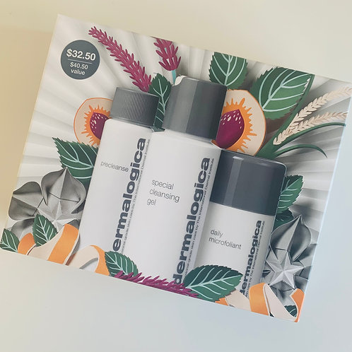 Dermalogica Cleanse + Go To Go Box