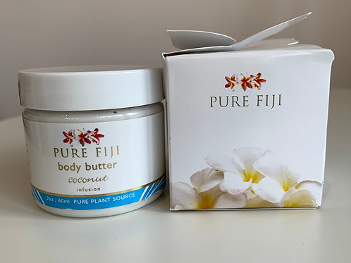 Pure Fiji Mini Body Butter
