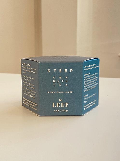 Steep CBN Bath Tea
