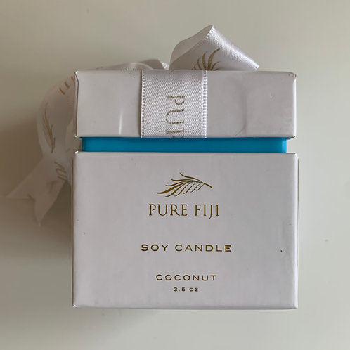 Pure Fiji Soy Candle