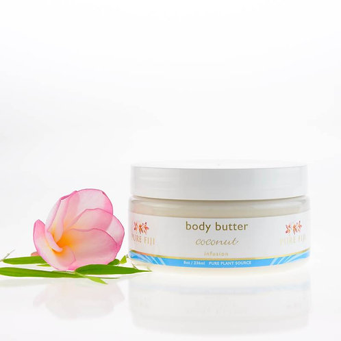Pure Fiji Coconut Body Butter