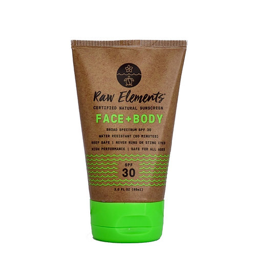 Raw Elements Face+Body Tube