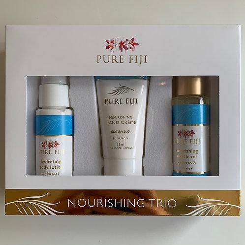 Pure Fiji Nourishing Trio Box Set