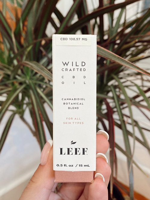 Wild Crafted CBD Oil