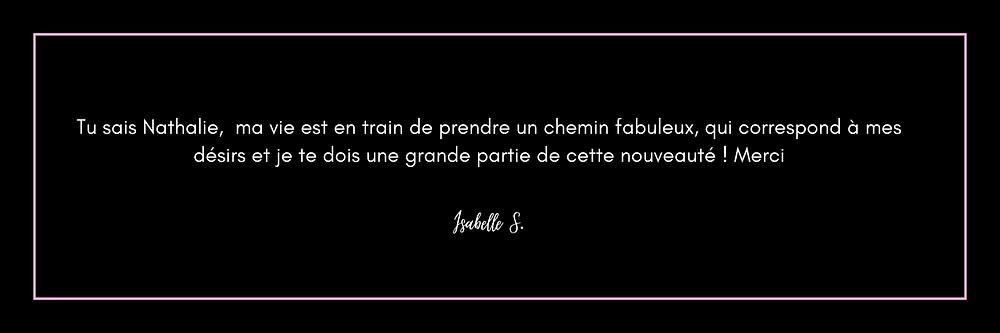 témoignage Nathalie Fortin styliste