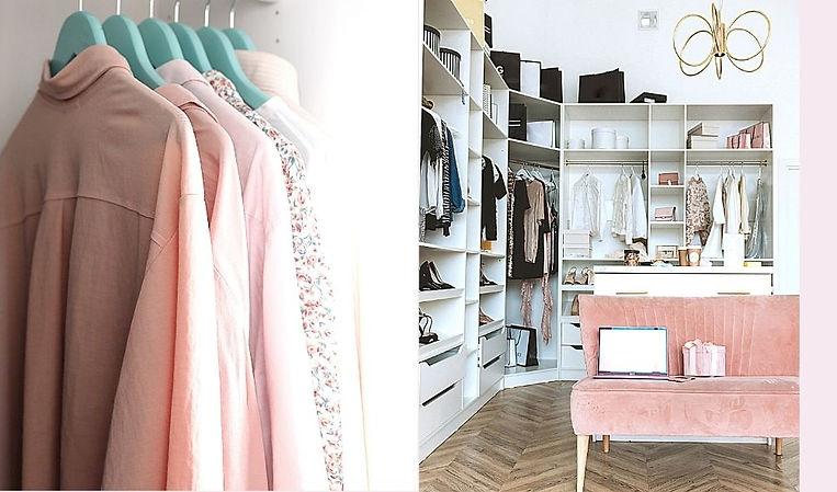 walk in garde-robe forfait stylisme quebec