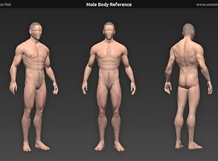 Male Body by Yeshua Nel.jpg