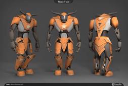 Robo-Taur