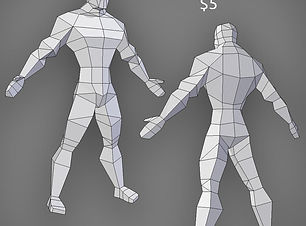 low_poly_male_model_muscles_by_yeshuanel