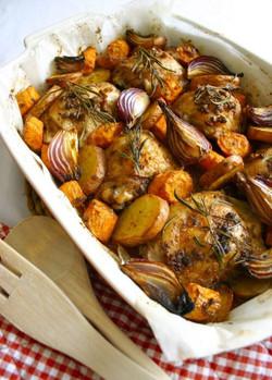 Roasted-Baharat-Chicken