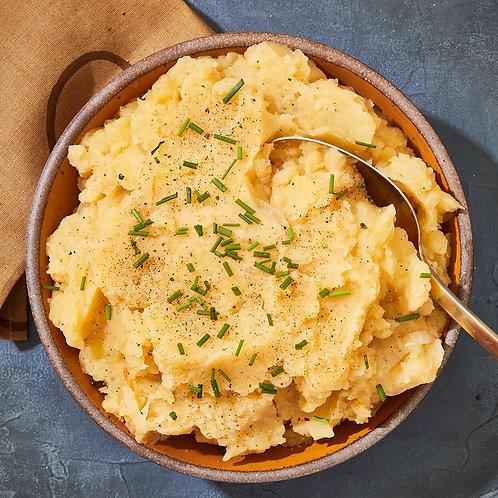 Mashed Potatoes 1 serving